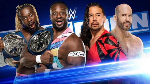 WWE SmackDown July 10