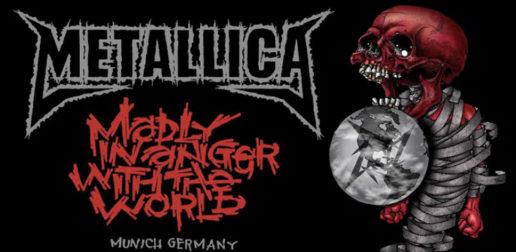 Metallica: Live in Munich 2004 YouTube Premiere | August 10