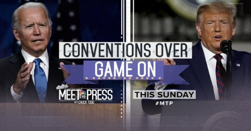 "NBC ""Meet The Press"" August 30 Full Episode Now Available"
