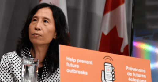 COVID-19 Update: Public Health Officers Address Canadians   CBC News