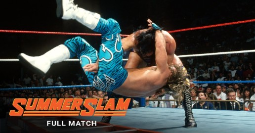 Shawn Michaels vs Razor Ramon SummerSlam Ladder Match Posted