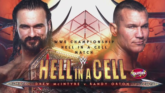WWE Hell in a Cell 2020 | October 25