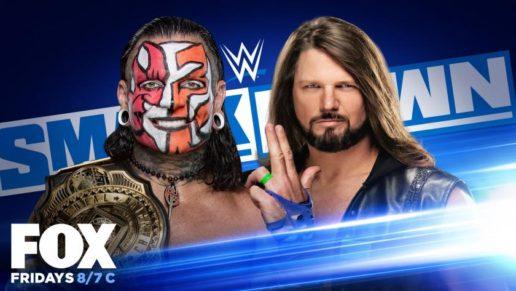 WWE SmackDown September 11 2020