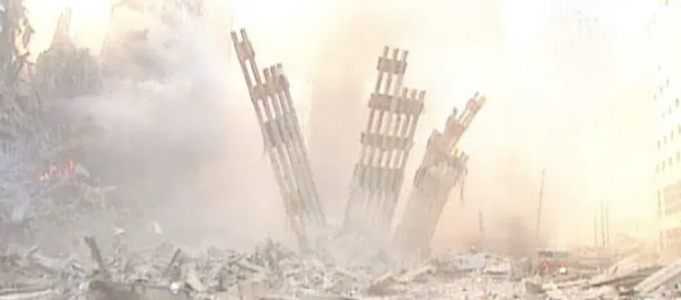 """""""60 Minutes"""" Shares Rare Video from Ground Zero on 9/11"""