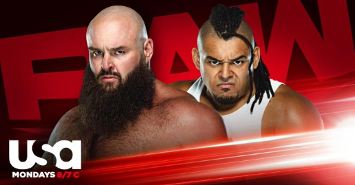 WWE Monday Night Raw September 21 2020 Preview