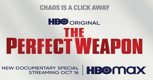 """The Perfect Weapon"" Official HBO Trailer Posted"
