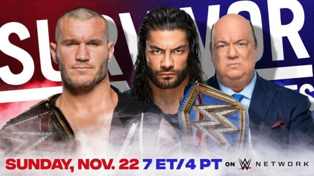 WWE Survivor Series | November 22