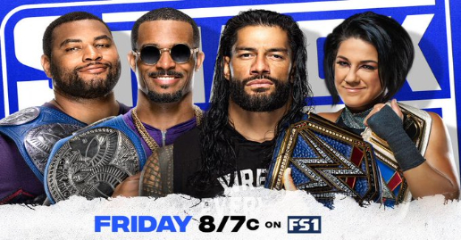 WWE SmackDown October 23 Preview