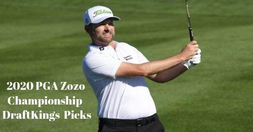 PGA DFS DraftKings Picks | 2020 Zozo Championship at Sherwood