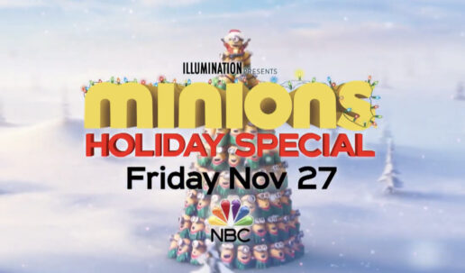 """""""Minions Holiday Special"""" presented by Illumination Preview"""