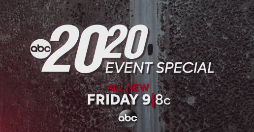 """ABC 20/20: """"If Something Happens To Me"""" Preview 