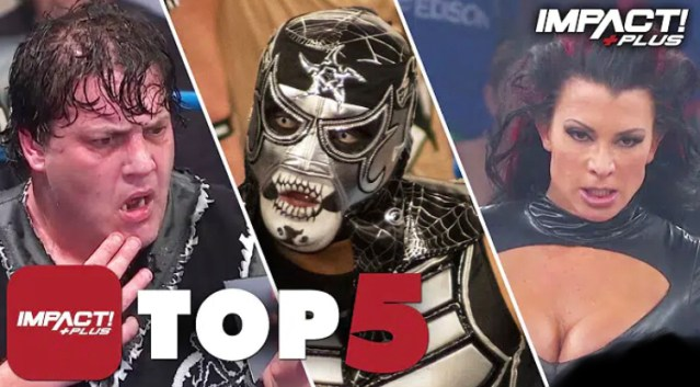 """""""5 Most Shocking Unmaskings in IMPACT Wrestling History"""" Posted"""