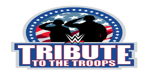 "WWE Announces 18th Annual ""Tribute to the Troops"""