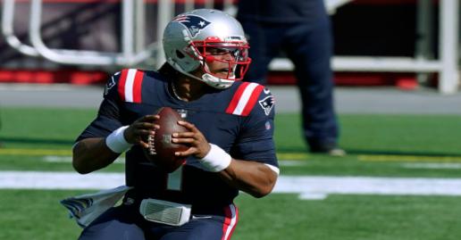 NFL DFS Week 9 MNF DraftKings Showdown Picks | Patriots vs Jets