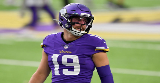 NFL Christmas 2020 DFS Vikings vs Saints | DraftKings Showdown Picks