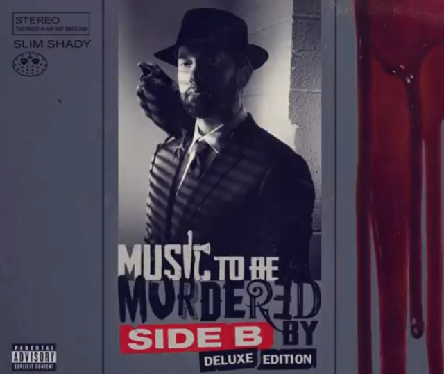 """Eminem Releases New Album """"Music To Be Murdered By"""""""