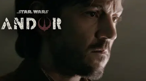 "Star Wars ""Andor"" Disney Plus Series Announced 