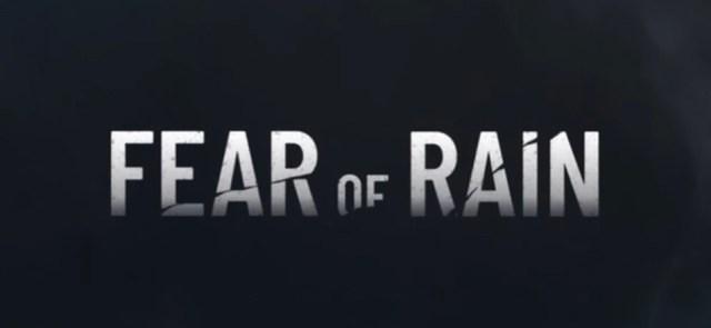 fear rain