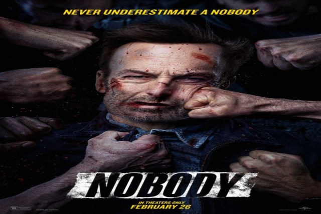 """Nobody"" starring Bob Odenkirk Official Red Band Trailer Now Available"