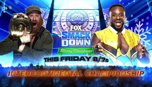 WWE SmackDown on FOX | December 25 Preview