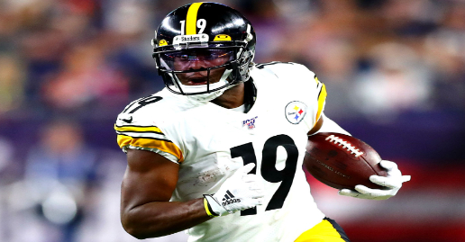 NFL DFS Week 12 DraftKings Showdown Picks | Ravens vs Steelers
