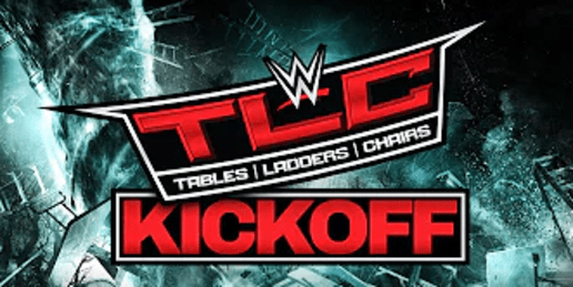 WWE TLC (Tables, Ladders & Chairs) 2020 Kickoff Show