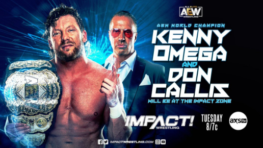 IMPACT Wrestling on AXS TV January 12 2021 Preview