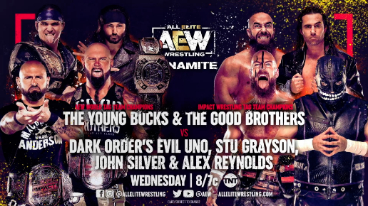 AEW Dynamite January 27 Preview | All Elite Wrestling