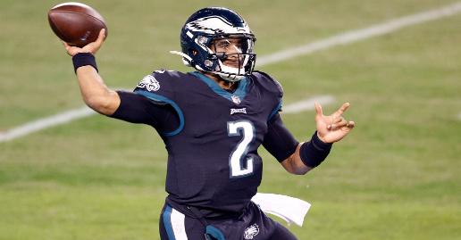 NFL DFS Week 17 DraftKings Showdown Picks | Washington vs Eagles