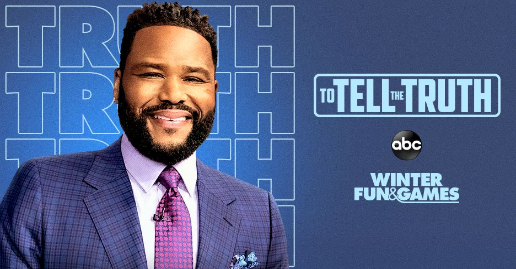 "ABC: ""To Tell The Truth"" w/ Anthony Anderson Preview 