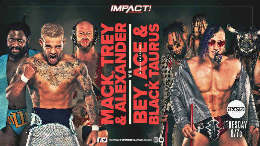 IMPACT Wrestling on AXS TV February 23 Preview