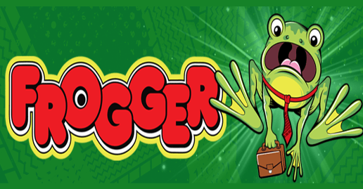 "Peacock Orders Physical Competition Series ""Frogger"" Based on Game"