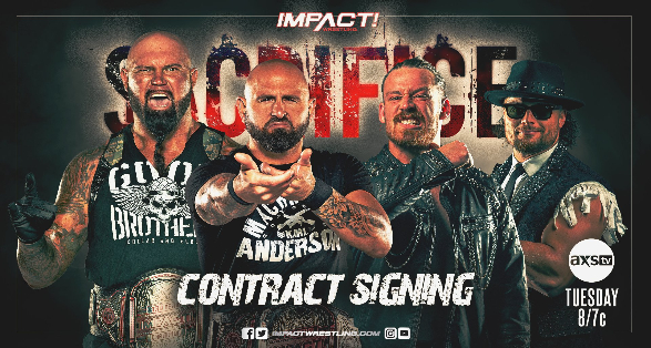 impact wrestling march 9