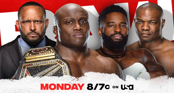 WWE Monday Night Raw April 5 2021 Preview