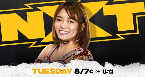 Updated Card for this Week's WWE NXT | Sarray Debuts & More