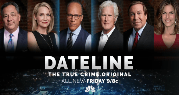 """Dateline NBC: """"The Phone Call"""" Preview 