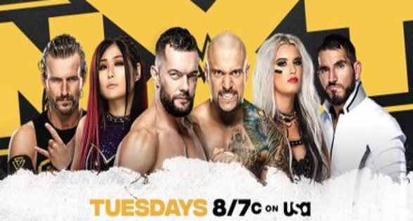 New Match Announced for Tuesday's Episode of WWE NXT