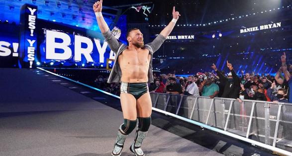 Daniel Bryan No Longer Under WWE Contract