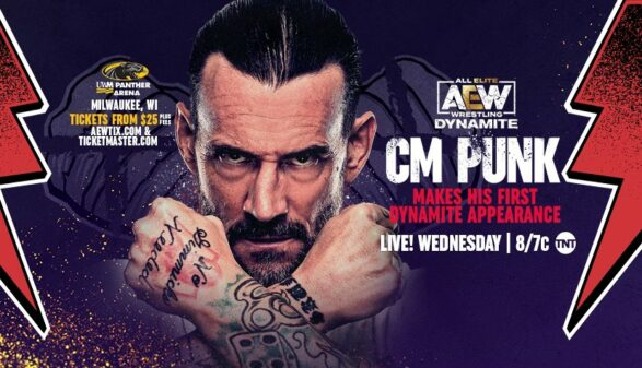 AEW Dynamite August 25 2021 in Milwaukee Preview & Ticket Info