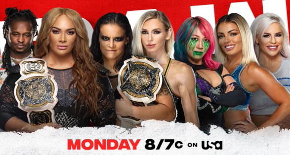 WWE Monday Night Raw May 10th Preview