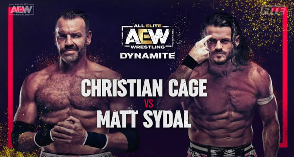 Matches Announced for Next Week's AEW Dynamite