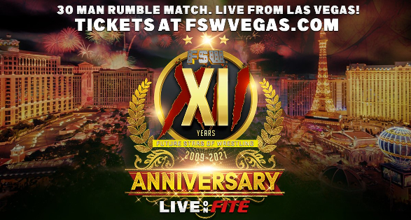 More Entrants Set for FSW Anniversary 30 Man Rumble   Updated Card