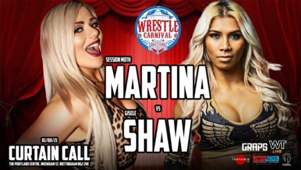 """Wrestle Carnival: """"Curtain Call"""" Matches, Ticket, Streaming Info & More"""