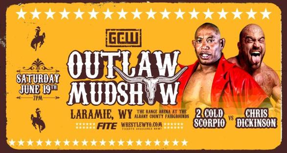 gcw outlaw mudshow