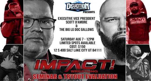 impact tryout