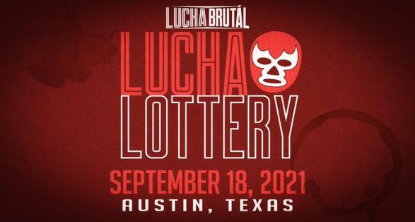 """Lucha Brutal: """"Lucha Lottery"""" on September 18, 2021 in Austin, Texas"""