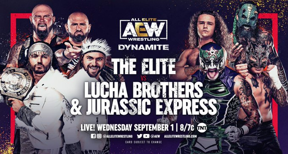 AEW Dynamite Chicago September 1 2021 Preview & Ticket Info