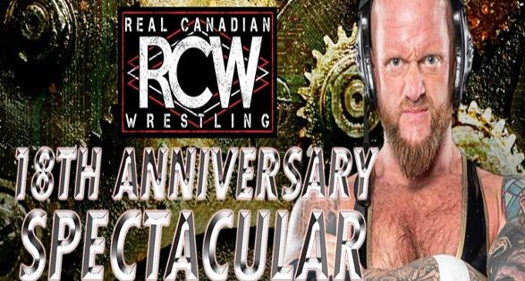 Canadian wrestling anniversary