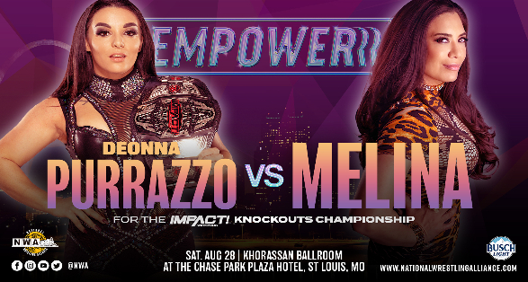 NWA EmPowerrr | Womens Wrestling Pay-Per-View Event
