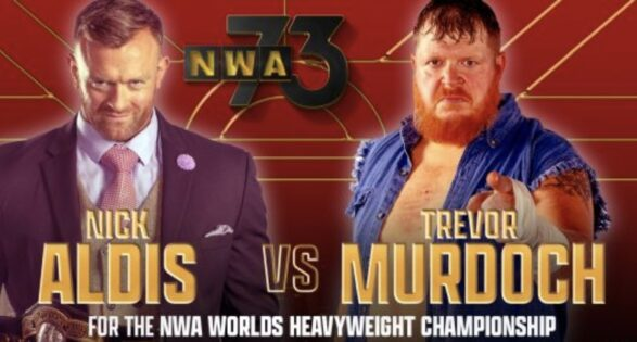 """NWA 73"" Results & Preshow | Title vs Career Match"